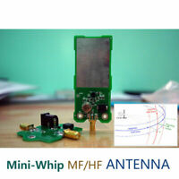 Mini-Whip MF/HF/VHF RTL SDR Antenna Shortwave Active Antenna for Ore  HackRF One