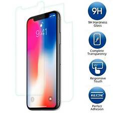 [FULL BODY] Apple iPhone X - Tempered Glass Screen Protector Guard Shield Armor