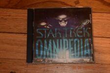 Star Trek Omnipedia Windows Cd Rom
