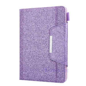 """Universal Magnetic Leather Case Cover For 7'' 8'' 9.7"""" 10.1"""" 10.5 Android Tablet"""