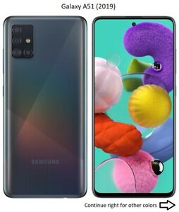 Samsung Galaxy A51 / A51 5G   64/128GB AT&T Tracfone or GSM Unlocked Smartphone