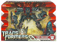 Hasbro Transformers 2 Revenge of the Fallen Voyager Class The Fallen Voyager lot