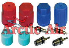A/C System Valve Core and Cap Kit for 94-03 Acura CL CSX EL Integra MDX - MT2909