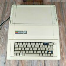 Vintage Apple IIe Computer Model A2S2064 ~ Read Description and Review Photos