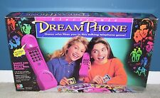Electronic Dream Phone Board Game! Phone Works and Game is 100% Complete!