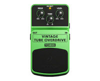 Behringer TO800 Vintage Tube Overdrive Effect Guitar Pedal PROAUDIOSTAR