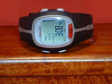 Pre-Owned Black Polar RS200 Digital Sports Watch (Watch Only)
