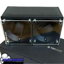AUTHENTIC TAG HEUER SWISS KUBIK LIMITED EDITION RECHARGEABLE DOUBLE WATCH WINDER