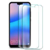 Huawei P20 Pro - Pack de 2 films en verre trempé protection écran résistant