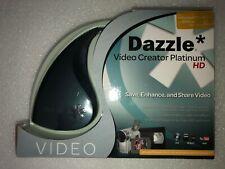 Transfer Capture Edit Analog to Digital Video Dazzle Video Creator Platinum HD