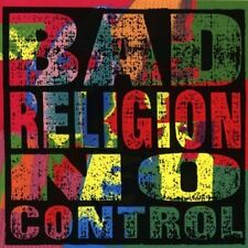 Bad Religion No control (1989) [CD]
