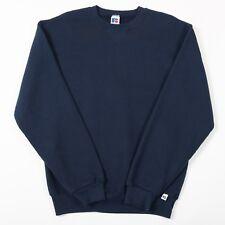 Vintage RUSSELL ATHLETIC Thick Sweatshirt | Men's M | Retro Jumper Sweat Heavy