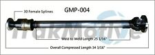 Drive Shaft Assembly SurTrack GMP-004