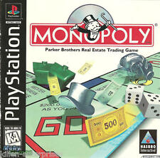 Monopoly (Playstation) PSX PS1 PSOne