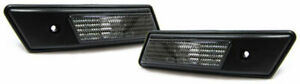 Smoked side repeaters / markers For BMW E34 88-95 + E36 91-96