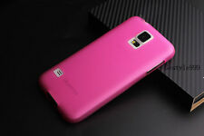 Pure Color Glossy Ultra-thin Skin Rubber TPU Soft Case Cover For Samsung Series