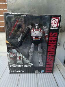 Transformers Combiner Wars Megatron MISB