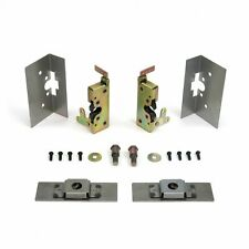 Large Bear Claw Door Latches w/ Install Kit Street  AUTBCLGKT muscle hot rod