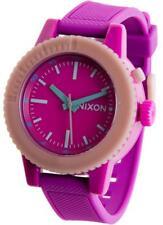 NIB Trendy Nixon Rhodo Gogo Polycarbonate Womens Watch A287698