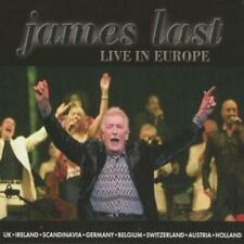 James Last : Live in Europe CD 2 discs (2011) Expertly Refurbished Product