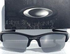 NEW* Oakley FLAK JACKET with Black Iridium XLJ Lens Sunglass oo9009