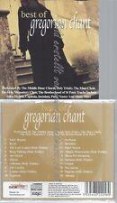 CD--GREGORIAN CHANT--GREGORIAN CHANT - BEST OF
