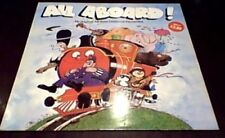 ALL ABOARD! BBC RADIO JUNIOR CHOICE 24 CHILDREN'S FAVOURITES UK LP KID'S SONGS