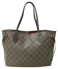 Louis Vuitton Neverfull PM Damier Brown Canvas Tote 2011