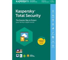Kaspersky Total Security 2018 3 Devices 1 Year Digital