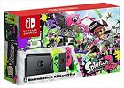 Nintendo Switch and Splatoon 2 sets JAPAN Edition F/S JAPAN USED