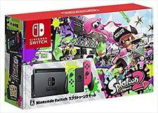 Nintendo interruptor consola Splatoon 2 Edición Japón Jtk-4902370537338
