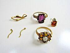 14K/10K Gold Scrap Lot 8+ Grams Plus Diamonds