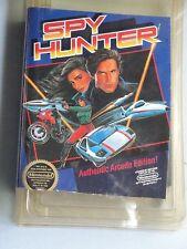 Spy Hunter Nintendo Nes Mint