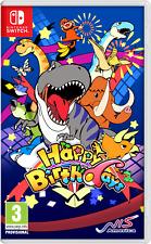 Happy Birthdays - Nintendo Switch - BRAND NEW & SEALED UK