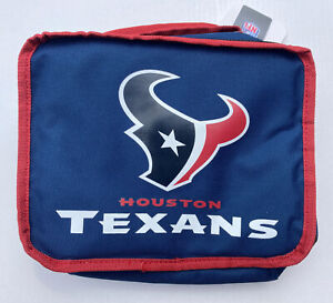 NFL Houston Texans  Sacked Insulated Lunch Cooler Bag