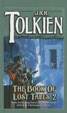 The Book of Lost Tales Part II by J R R Tolkien 9780780715479 (Hardback, 1992)