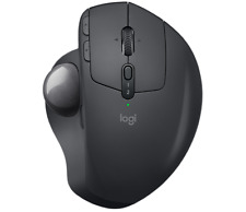 Logitech MX Ergo Wireless Trackball Mouse (910-005180) Free Postal Insurance