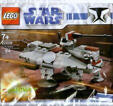 LEGO Star Wars Clone Wars - Rare - Brickmaster - AT-TE Walker 20009 - New