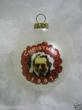 GRATEFUL DEAD JERRY GARCIA ROSES LIMITED EDITION ORNAMENT ~NEW~ 1997  COLOR