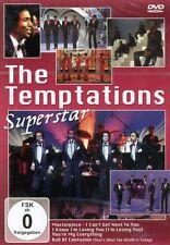 DVD NEU/OVP - The Temptations - Superstar