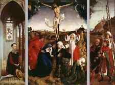 Weyden Abegg Triptych A4 Print