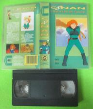 VHS film CONAN IL RAGAZZO DEL FUTURO 5 1994 GRANATA AC 0005 anime (F192) no dvd