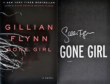 Gillian Flynn~SIGNED IN PERSON~Gone Girl~1st Edition HC~Photos++ Beautiful!!