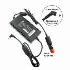 PKW-Netzteil für Asus X50C, Car-Adapter, 19V, 6.3A