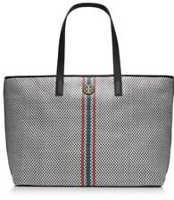 TORY BURCH Jane Woven Tote bag, $550