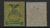 Nlle CALEDONIE - Colonie.Française - NEUF - 68* - TTB/TB - RARE