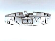 Ladies Vintage Restored diamond watch 14kt. .20ct natural diamonds