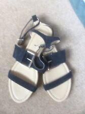 Mint Velvet Shoes Size 6 Eur Size 39 New Blue Flats New
