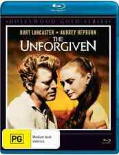 Unforgiven - Blu Ray Western - Burt Lancaster, Audrey Hepburn, Audie Murphy