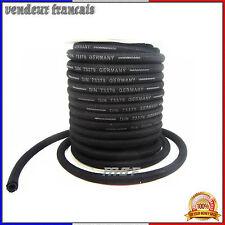 1m 3.2mm diamètre tuyau durite de carburant gasoil diesel essence avec tresse